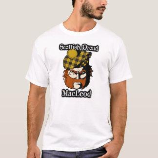 Scottish Proud Clan MacLeod Tartan T-Shirt