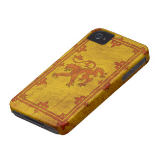 Scottish Rampant Lion iPhone 4 Case