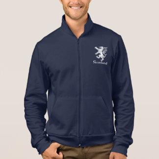 Scottish Rampant Lion Navy Blue Jacket