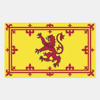 Scottish rampart sticker