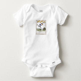 scottish right wing footballer baby onesie