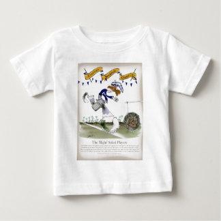 scottish right wing footballer baby T-Shirt