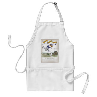 scottish right wing footballer standard apron