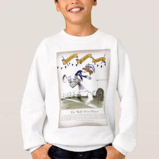 scottish right wing footballer sweatshirt