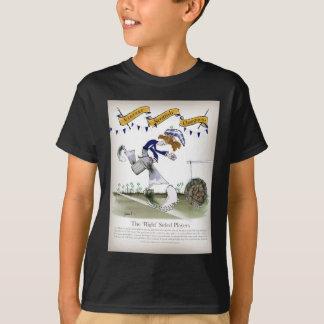 scottish right wing footballer T-Shirt