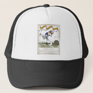 scottish right wing footballer trucker hat