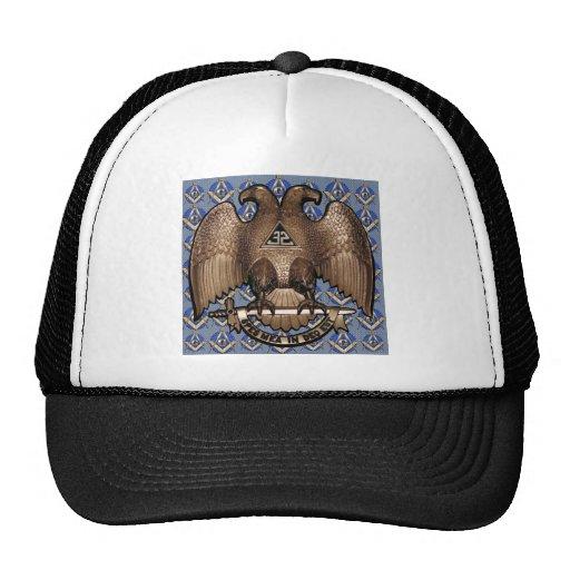 Scottish Rite Square & Compass Hats