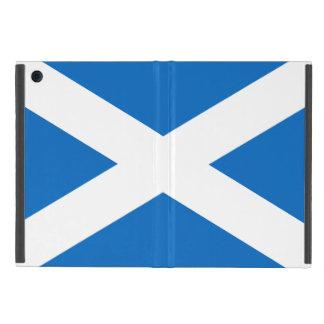 Scottish Saltire Flag of Scotland Hinged iPad Case