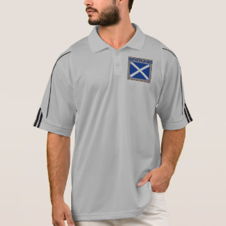 Scottish Saltire Flag of Scotland Tartan Pullover
