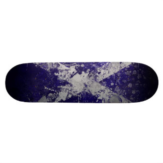 Scottish scateboard skateboard deck
