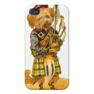 Scottish Scottie iPhone 4 Cases