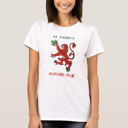 Scottish Style Women T-Shirt