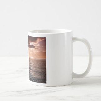 Scottish Sunset, North Coast of Scotland Coffee Mug