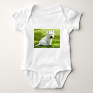 scottish terrier baby bodysuit