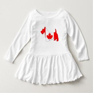 Scottish Terrier Canada Dress