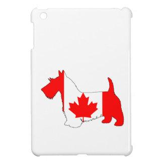 Scottish Terrier Canada iPad Mini Cover
