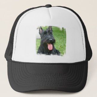 Scottish Terrier Dog Baseball Hat