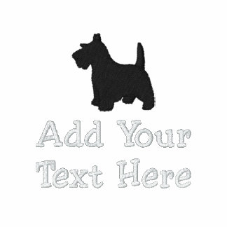Scottish Terrier Dog Custom Personalized