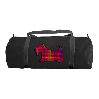 Scottish Terrier Duffel Bag