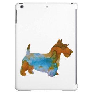 Scottish terrier iPad air covers