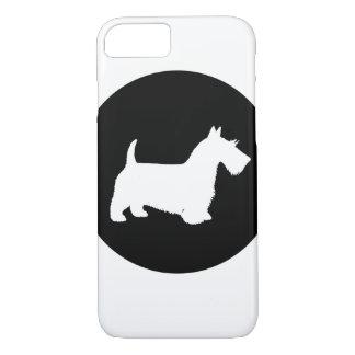 scottish terrier iPhone 8/7 case