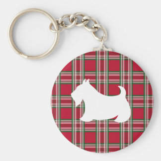 Scottish Terrier Keychain