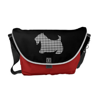 Scottish Terrier Messenger Bag Purse Gift