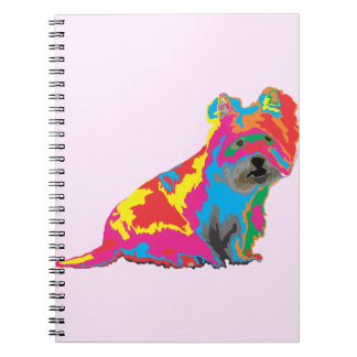 scottish terrier notebooks
