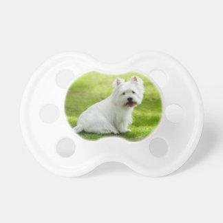 scottish terrier pacifier