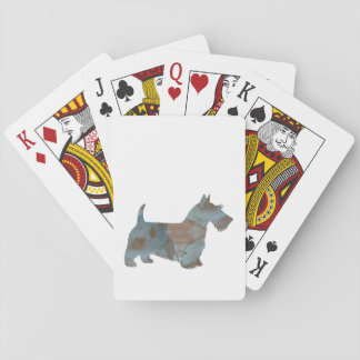 Scottish Terrier Playing Cards