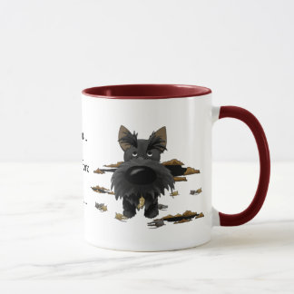 Scottish Terrier (Scotties) I Hunt... Mug