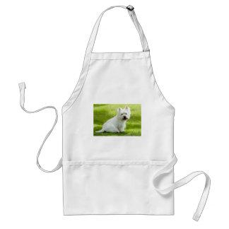 scottish terrier standard apron