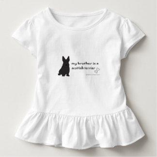 scottish terrier toddler t-shirt