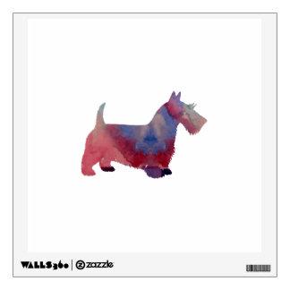 Scottish Terrier Wall Sticker