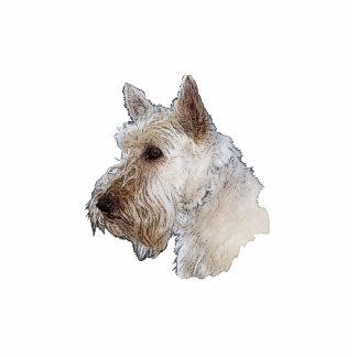 Scottish Terrier (Wheaten) Cut Outs