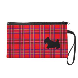 Scottish Terrier Wristlet Bag