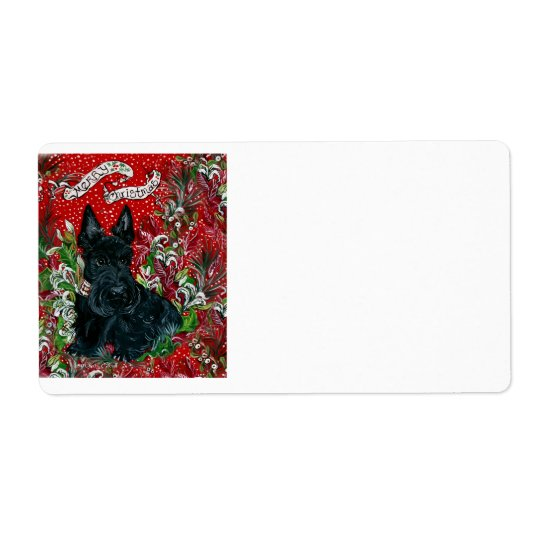 Scottish Terrier Xmas