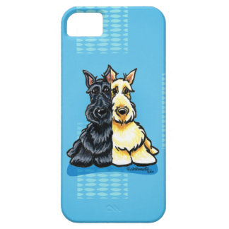 Scottish Terriers Two of a Kind Case For The iPhone 5