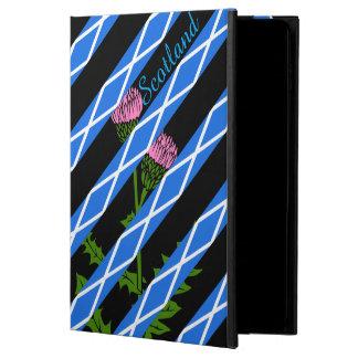 Scottish thistle powis iPad air 2 case