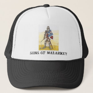 Scottish Warrior Trucker Hat