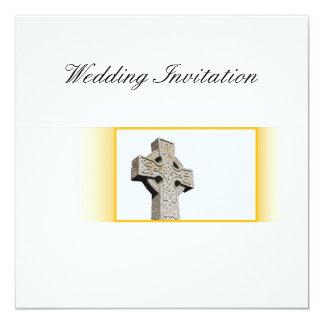 Scottish-Wedding-Celtic-Cross Card