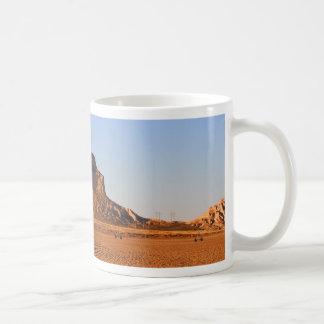 Scottsbluff Nebraska Farming Harvest Fall Sunset Coffee Mug