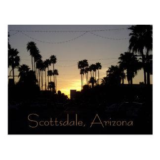 Scottsdale, Arizona postcard