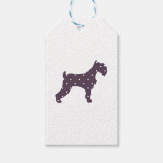 Scotty Dog Gift Tags