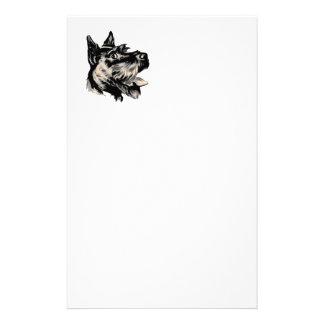 Scotty Dog Stationary Stationery