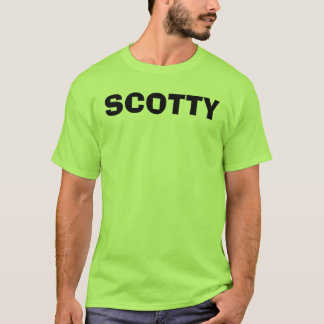 SCOTTY LOGO T-Shirt