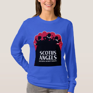 SCOTUS Angels - Nonviolent (Gun-Free) T-Shirt