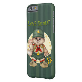 SCOUT CAT 3CaseMate Barely There iPhone 6/6s C Barely There iPhone 6 Case