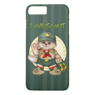 SCOUT CAT Apple iPhone 7 Plus iPhone 8 Plus/7 Plus Case