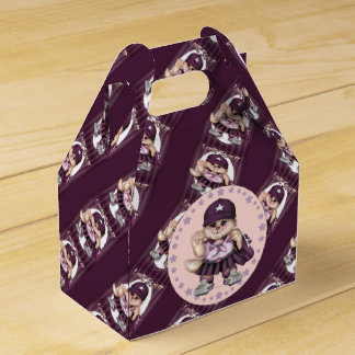 SCOUT CAT GIRL LOVE Gable Favor Box
